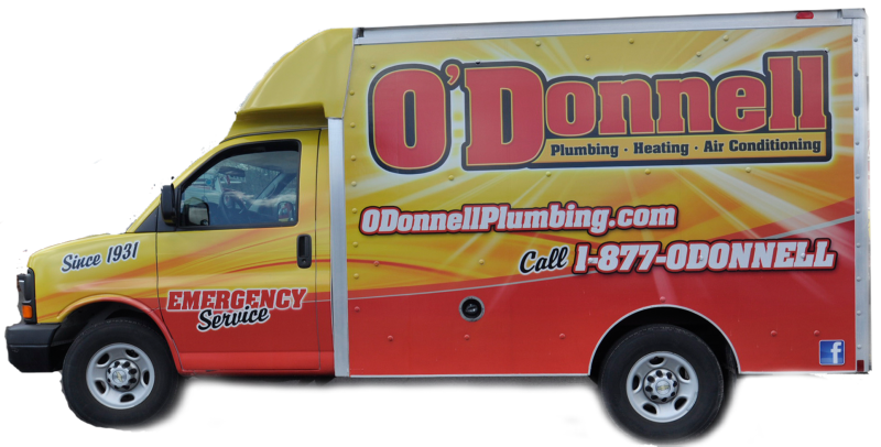 John O'Donnell has service trucks ready for your air conditioner repair or  replacement in Glenside, PA.