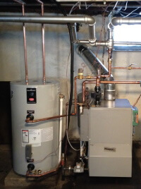 O'Donnell Plumbing, Heating & Air has certified technicians to take care of your boiler installation near Ambler PA.