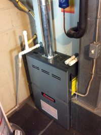 Call O'Donnell Plumbing, Heating & Air for great furnace installation service in Glenside PA