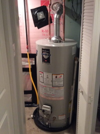 Get your water heater installation done by O'Donnell Plumbing, Heating & Air in Glenside PA